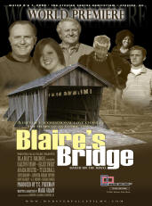 Blaire's Bridge DVD On Sale!